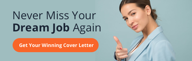 get your winning cover letter