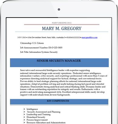Military Resume Writers Service Resume Writing Lab