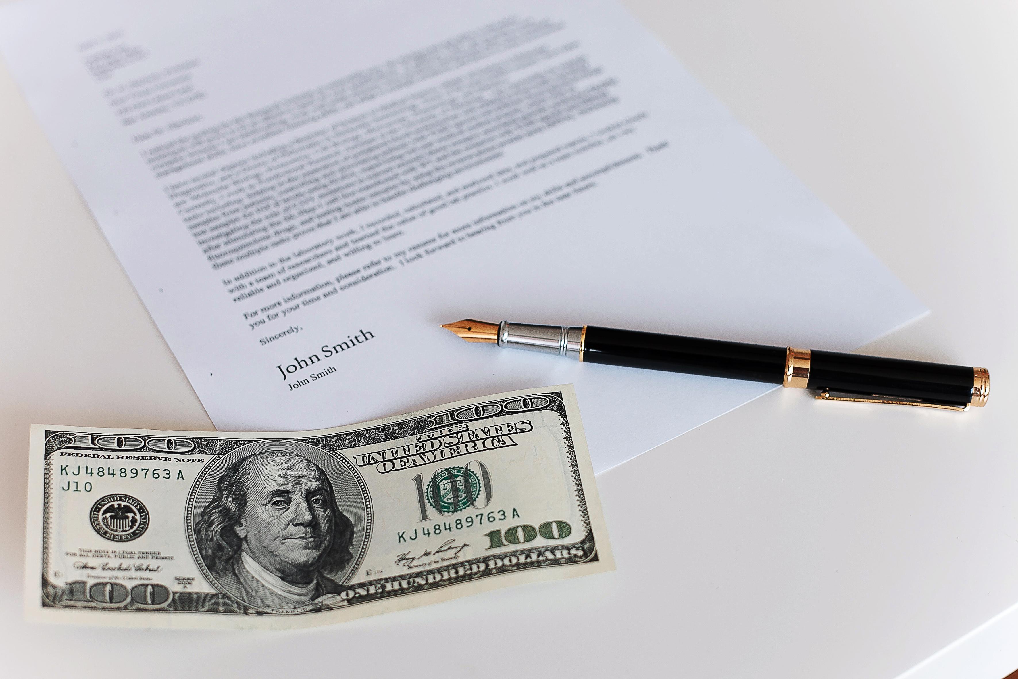 save money ordering resume