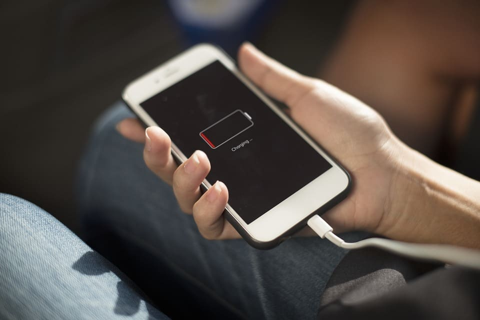 recharging career