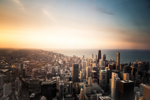 top 20 cities for employment