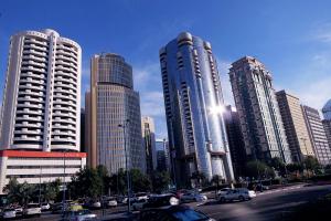 buildings street business district job