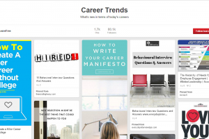 career trend job seach