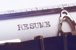 resume editing for students