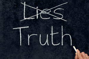 truth and lies in scholarship resume