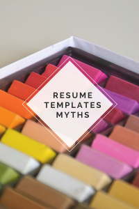 resume templates tips