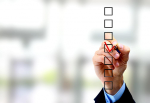 checklist for your career growth