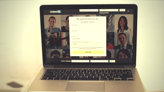 optimizinf linkedin profile