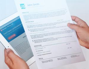 tips to write sales resume