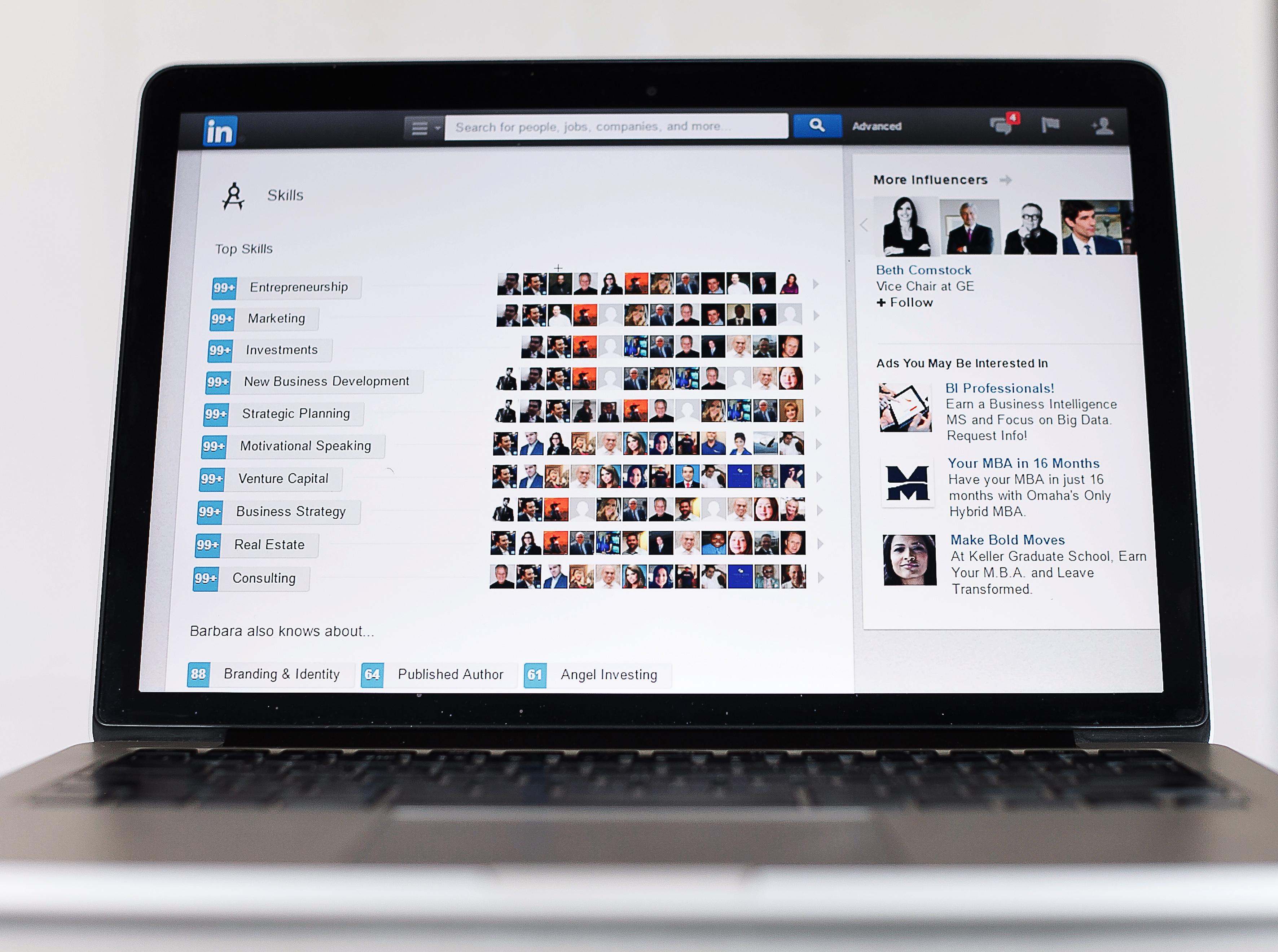 get LinkedIn endorsements