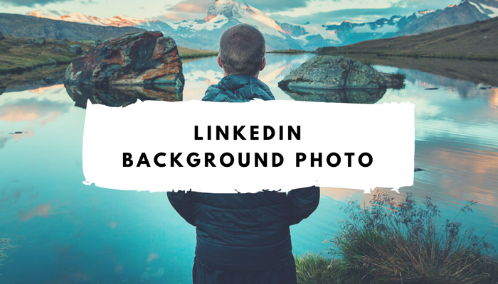 Creative Linkedin Background Photo Resumewritinglab