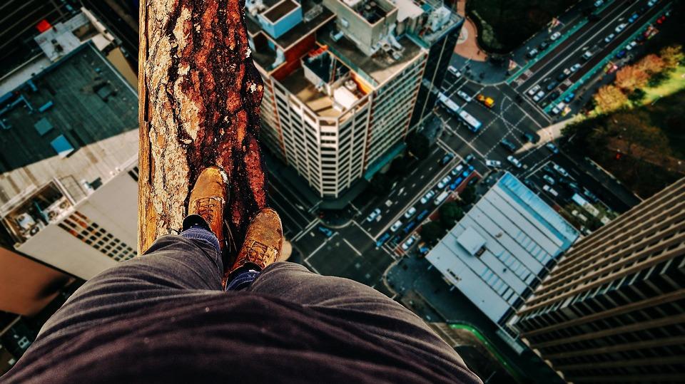 job seeking risk