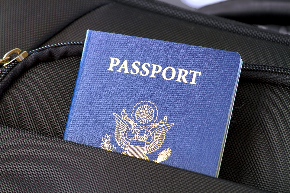 passport for work abroad