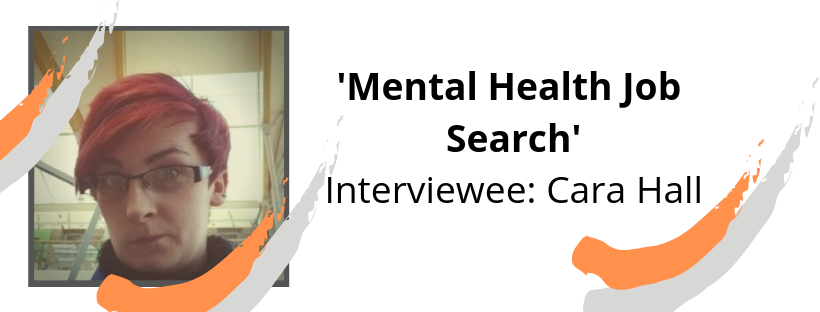 mental conditions job search interview