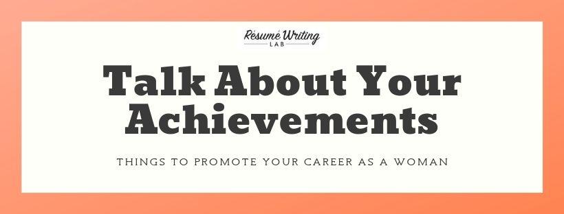 Recognize your achievements