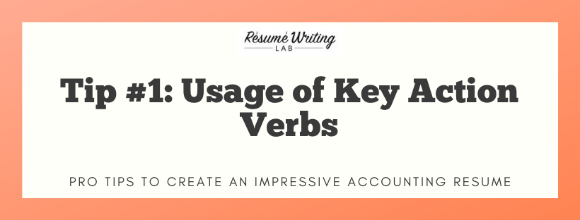 Usage of Key Action Verbs