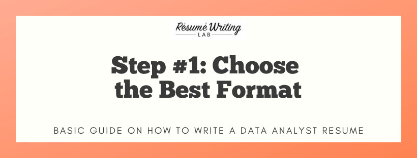 Choose the Best Format