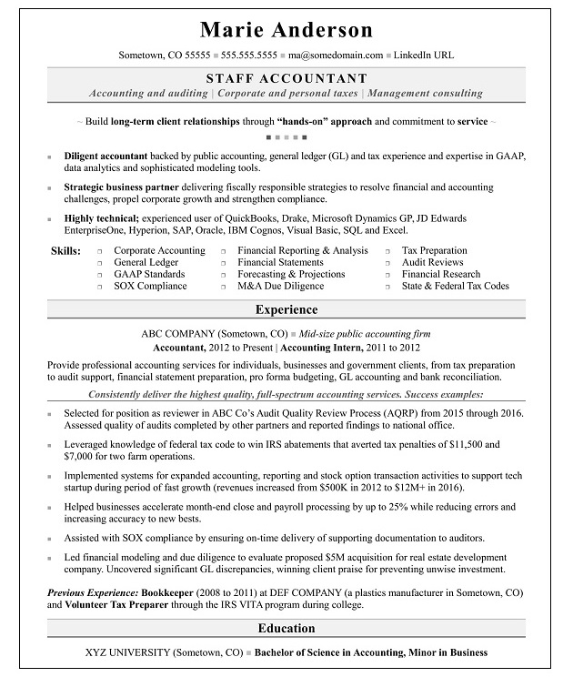 Extra Points in resume
